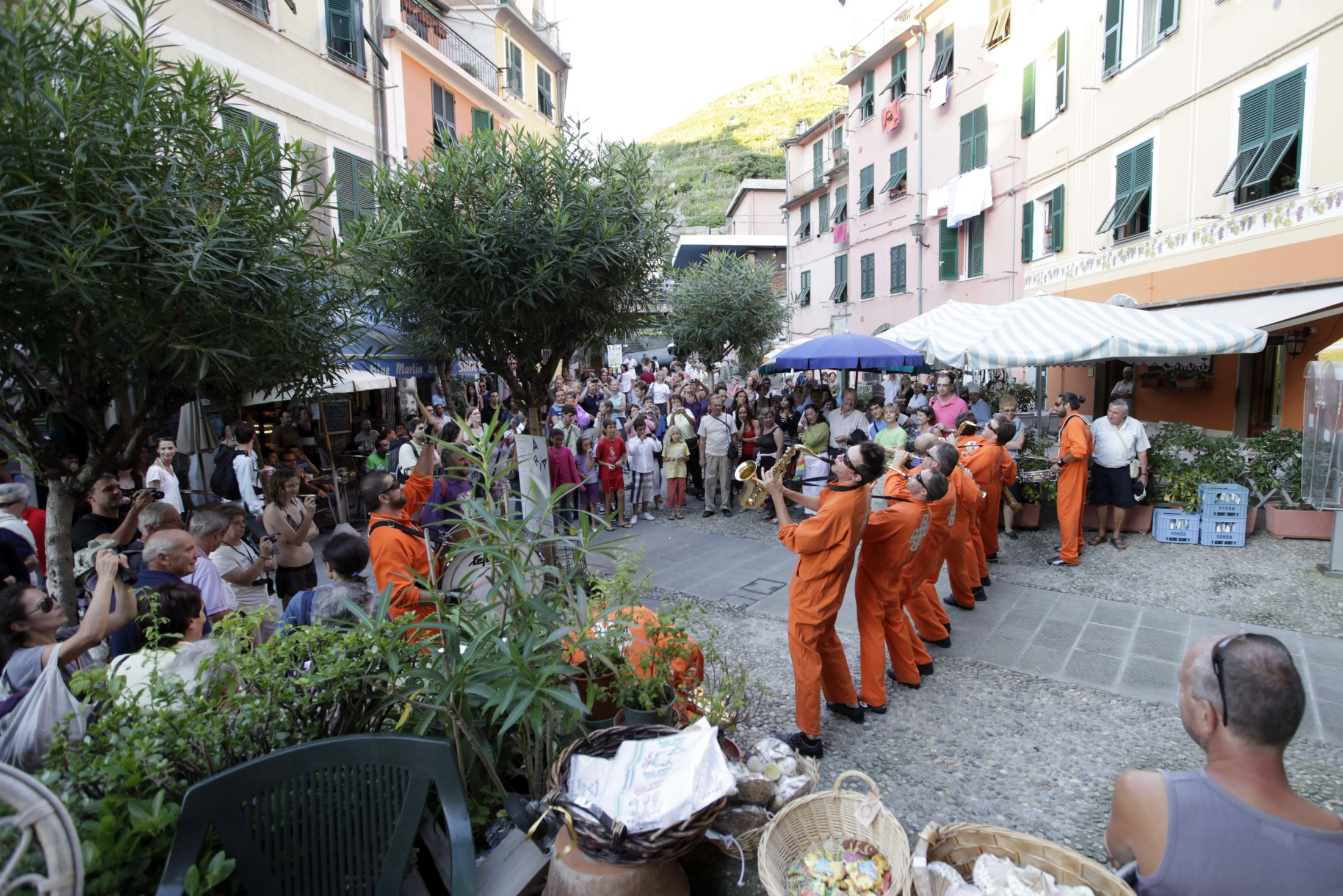 BBB BAND ARF VERNAZZA 2010